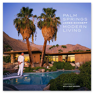Palm Spring Modern Living cover
